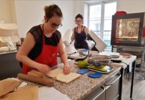 Avec un deuxième Atelier de pâtisserie MYGATÔ a agrandi son Laboratoire gourmand  !