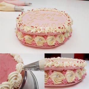 Gâteau-macaron-duo-adulte-enfant-cours-pâtisserie-MygGatô-Lyon
