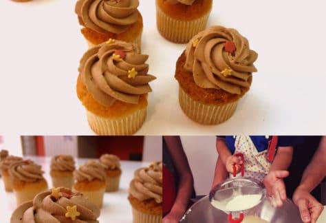 Petits gâteaux cupcakes Cours de Pâtisserie enfant MyGatô Lyon