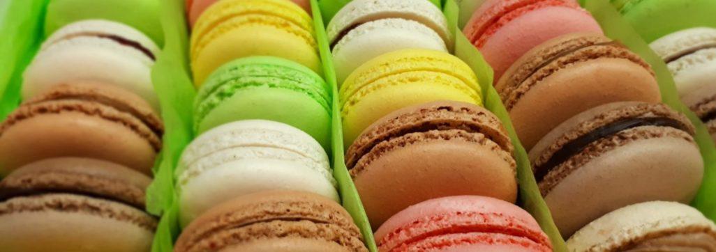 Macarons Atelier Pâtisserie MyGatô Lyon