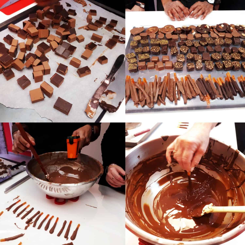 Atelier chocolat Tempérage Pâtisserie Avancé MyGatô Lyon