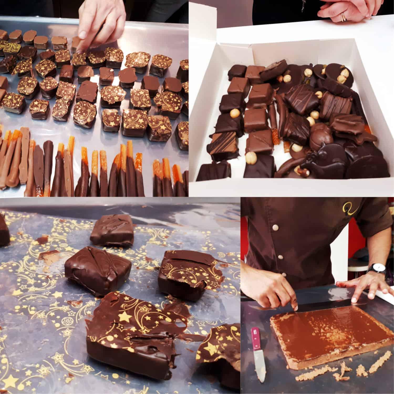 Cours Chocolat Pâtisserie MyGatô Lyon