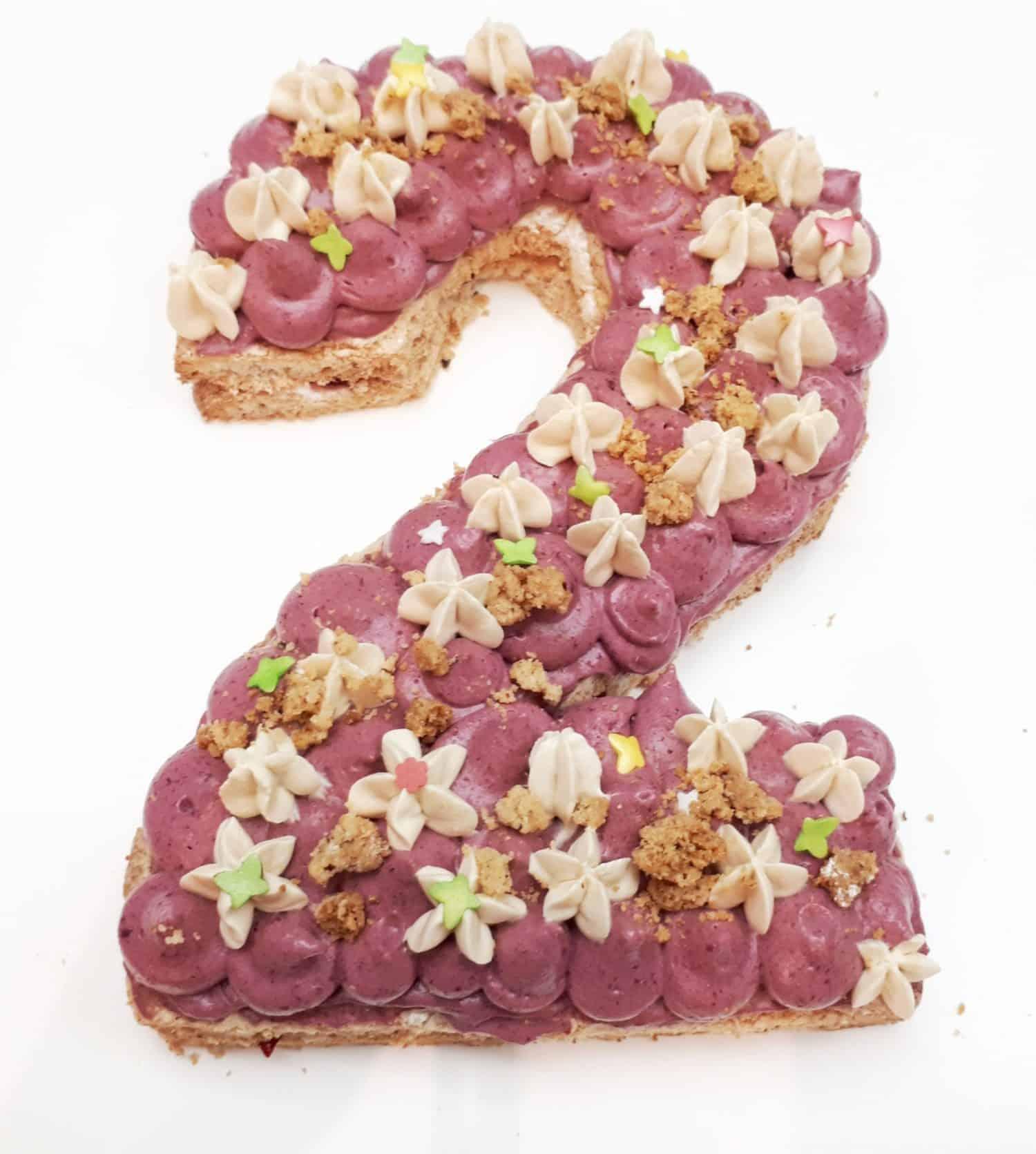 Atelier pâtisserie Cours number cake MyGatô Lyon