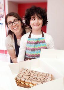 Millefeuille Atelier duo MyGatô Activités Vacances Pâtisserie Lyon