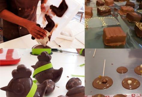 Cours Chocolat Moulage Pâques MyGatô Lyon
