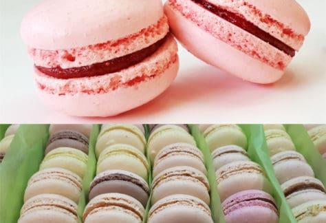 Atelier Macarons Pâtisserie MyGatô Lyon Bellecour