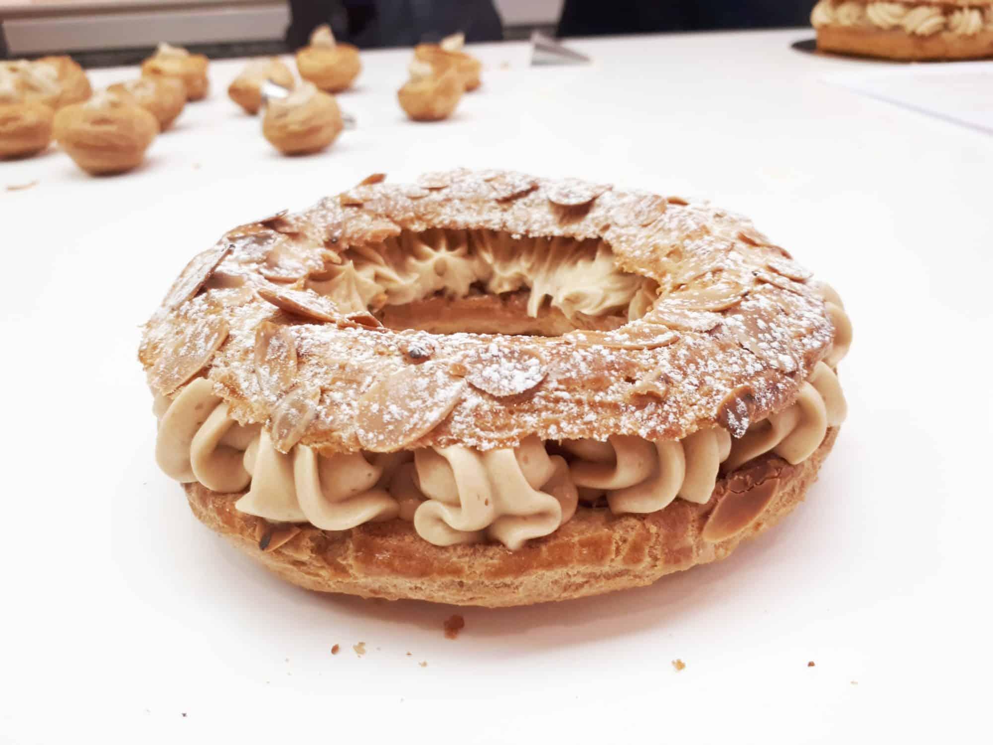 Pate-a-choux-Paris-Brest-cours-pâtisserie-atelier-gourmand-Mygatô-Lyon